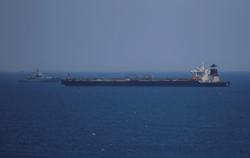 The Oil Tanker War Further Sanctions Iran