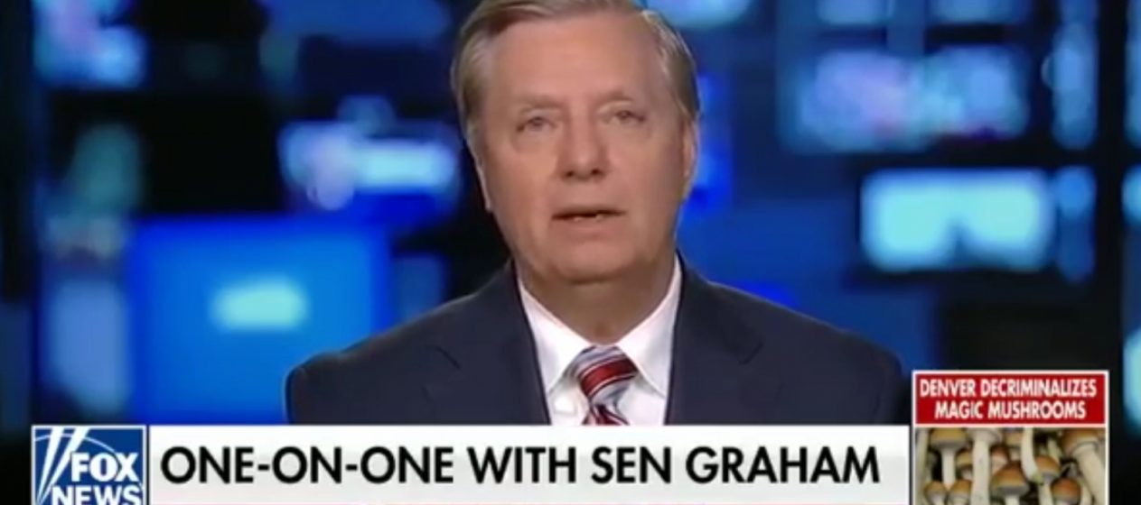 What Happened to Senator Lindsey Graham?
