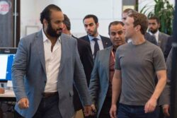 Mohammad Bin Salman is Peddling Disinformation on Facebook