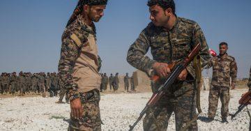 Pentagon Threatens Turkey Over the Kurds