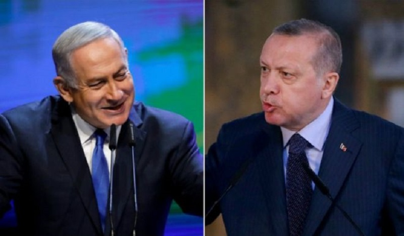 To Save Syria Erdogan Must Make Peace with Israel