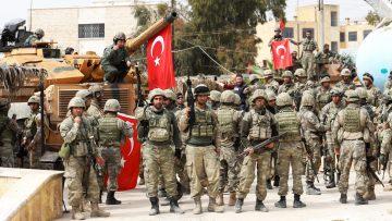 Turkey US Confrontation
