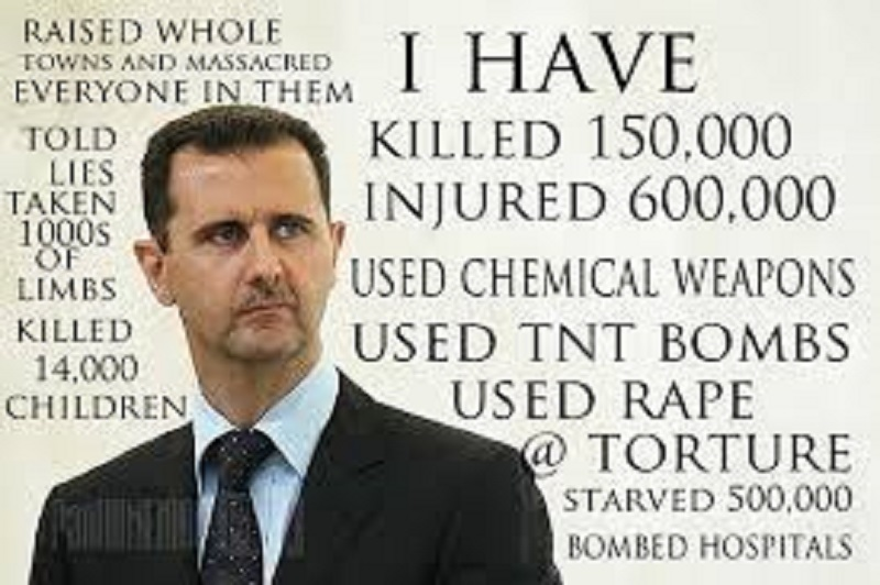 Impeachment Prompts Assad to Threaten US
