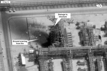 Iran Attacked Saudi Oil Facilities
