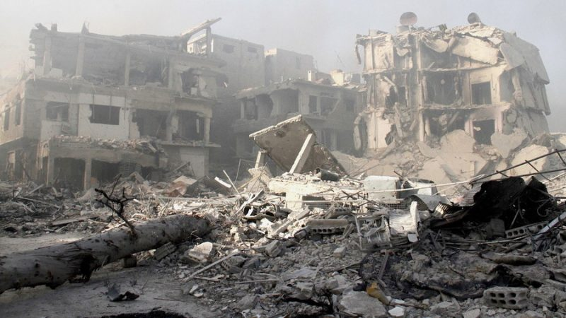 Russia Will Continue Killing Civilians in Syria
