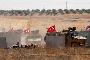 Turkey Just Established a Northern Golan Heights