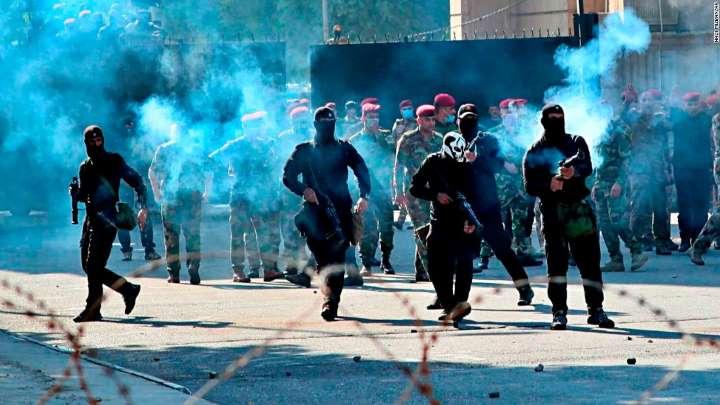 Iran Kills 40 Iraqi Protesters. Possibly More.