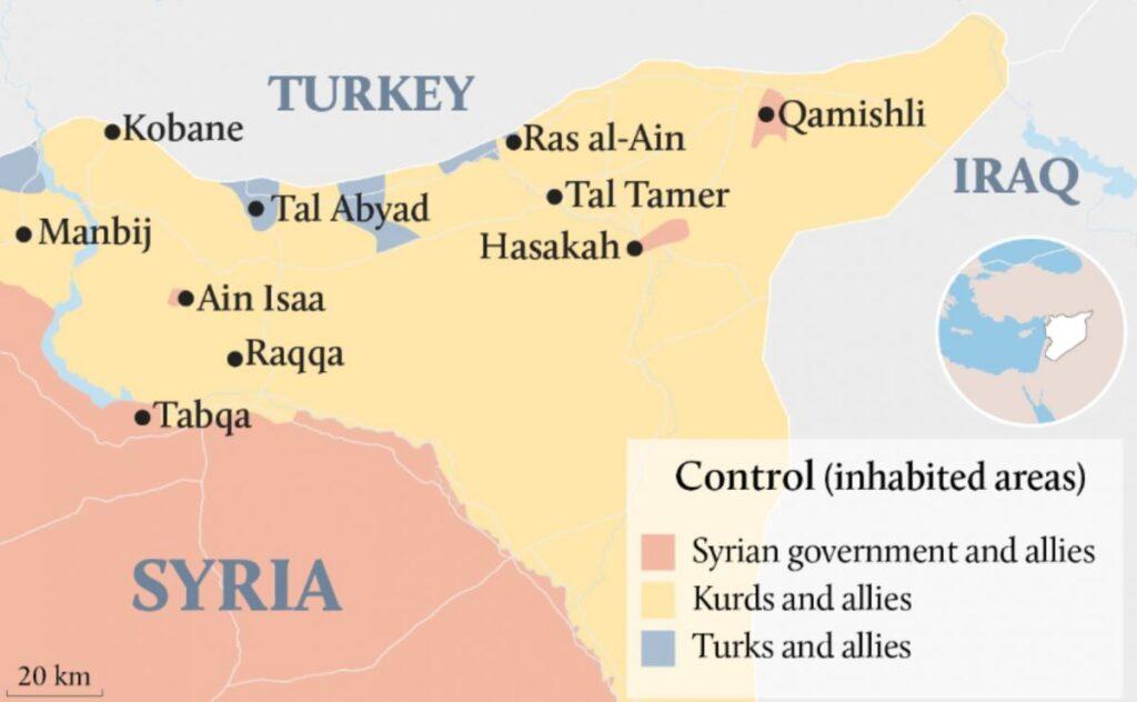 Kurds Emptied ISIS Prison To Avenge US Abandonment