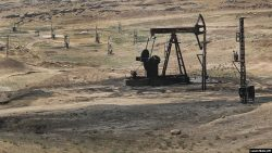 No to Kurds But Yes to Syrian Oil Fields