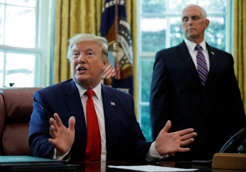 Trump Imposed Sanctions on Turkey