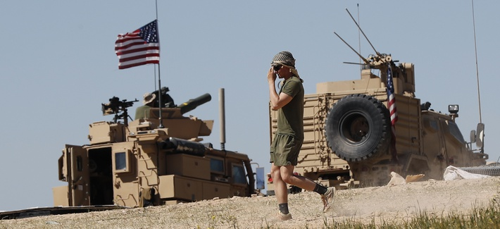 Assad Threatens US Troops in Syria