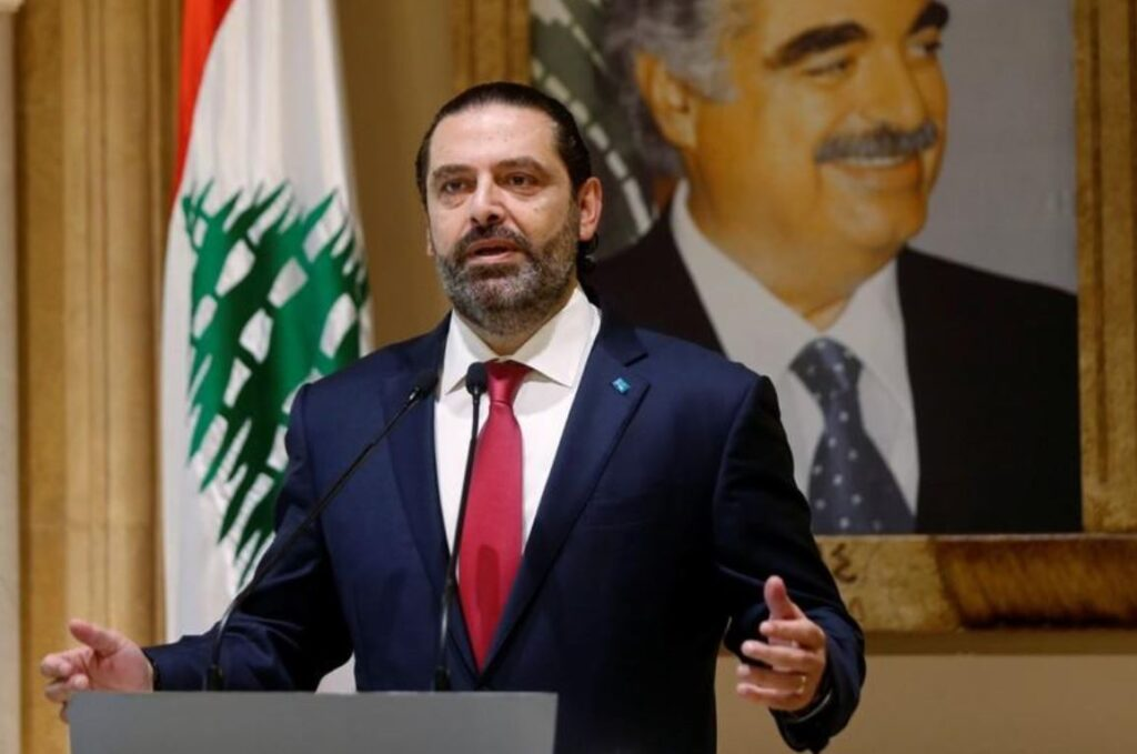 Hariri Squeezes Terrorist Hezbollah That Killed His Father