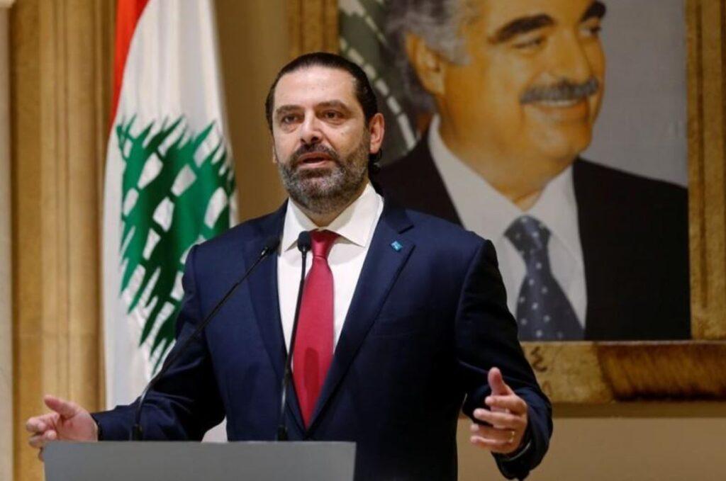 Hariri Squeezes Terrorist Hezbollah That Killed His Father