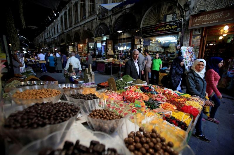 Lebanon Financial Crisis Hits Syria Hard