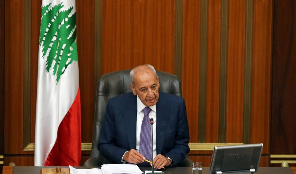 Most Corrupt Man in Lebanon Says Country is a Sinking Ship
