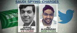 Saudi Arabia Twitter Spies For Mohammad bin Salman