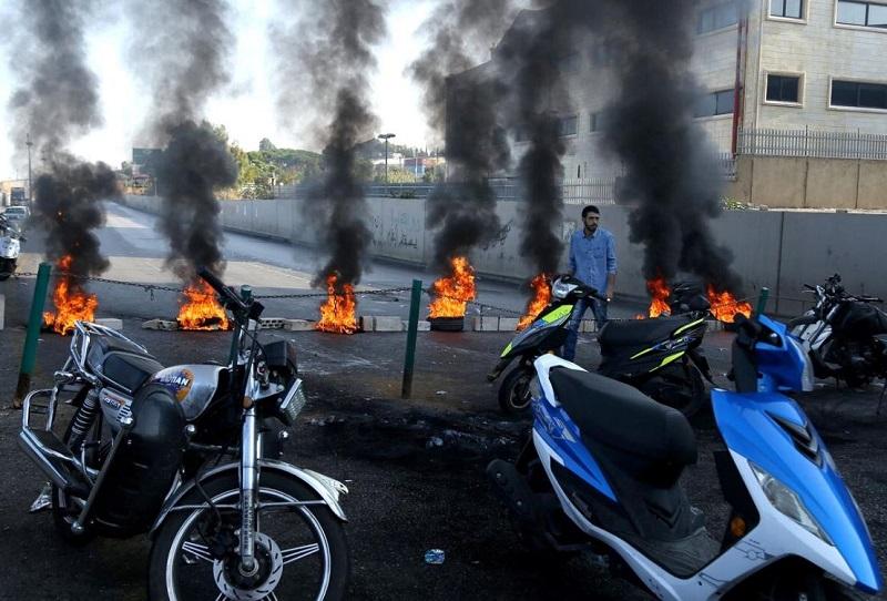 Terrorist Hezbollah is Persistent on Destroying Lebanon