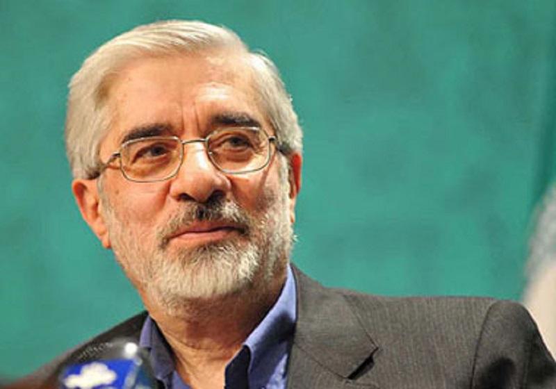 Mousavi Compares Khamenei to the Shah of Iran