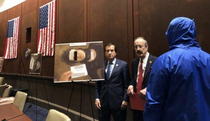 US Congress Bill Punishes Assad for His Atrocities