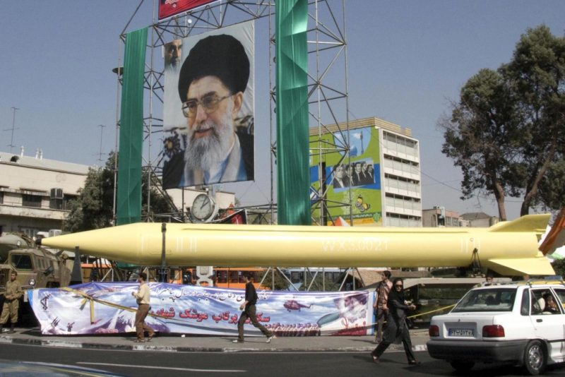 Evil Khamenei is Planning More Attacks Two Proxies Deep