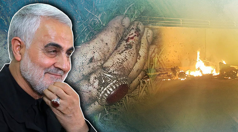 Falafel Interviews Soleimani After His Death