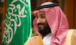 The Little Fart Mohammad bin Salman