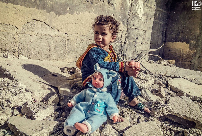 The War Gruesome Facts on Syrian Children
