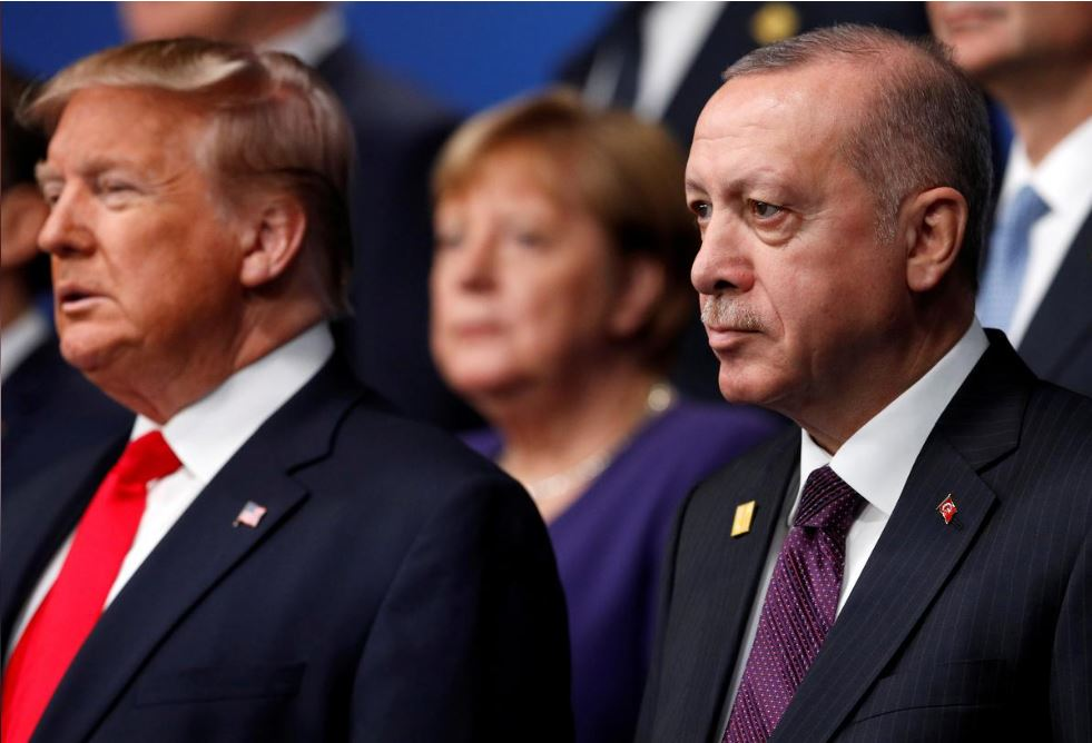 Trump Erdogan Meeting Was Insignificant and Inconsequential