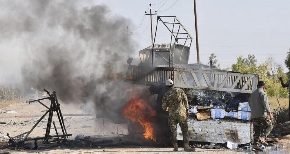 War Against Iraqi Militias Iran Funds Continues