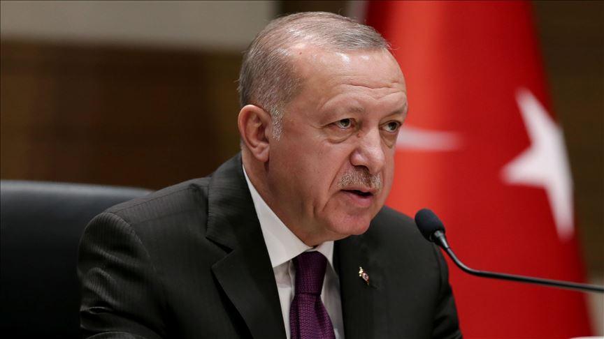 Erdogan Asked Putin to Step Aside in Syria