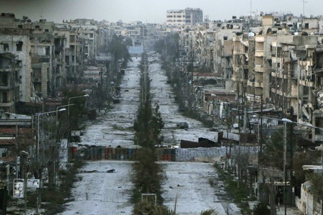Ghost Syria