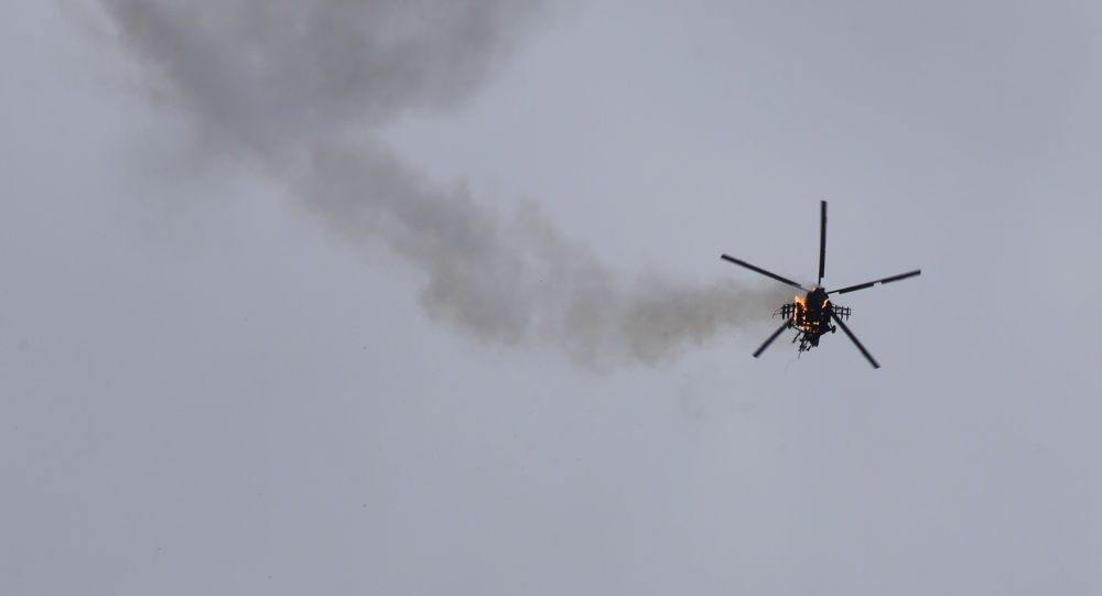 Second Assad Forces Helicopter Shot Down