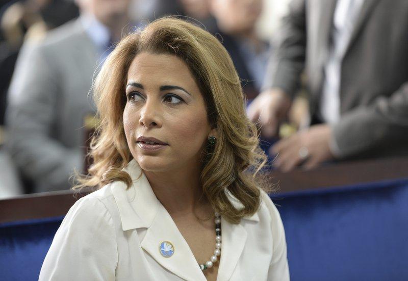 Dubai Maktoum Ruler Threatened Estranged Wife