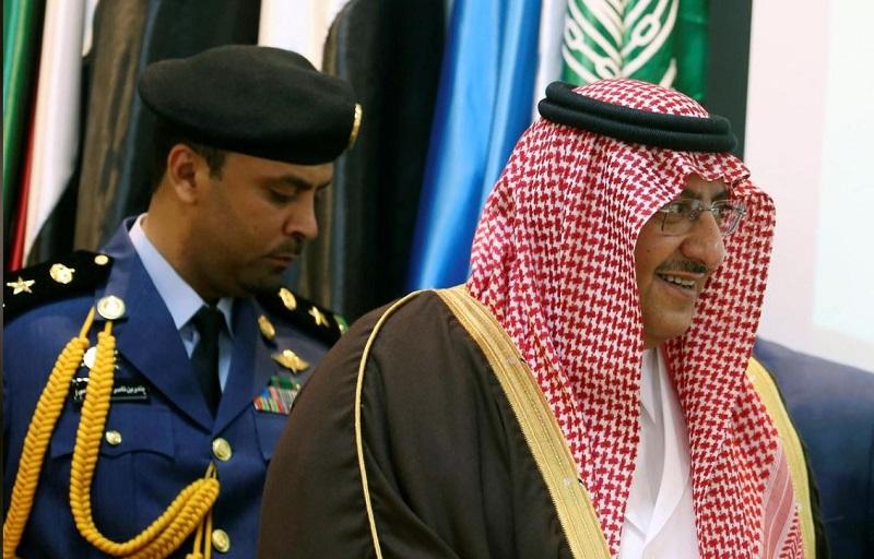 MbS Detained CIA Backed Senior Saudi Princes