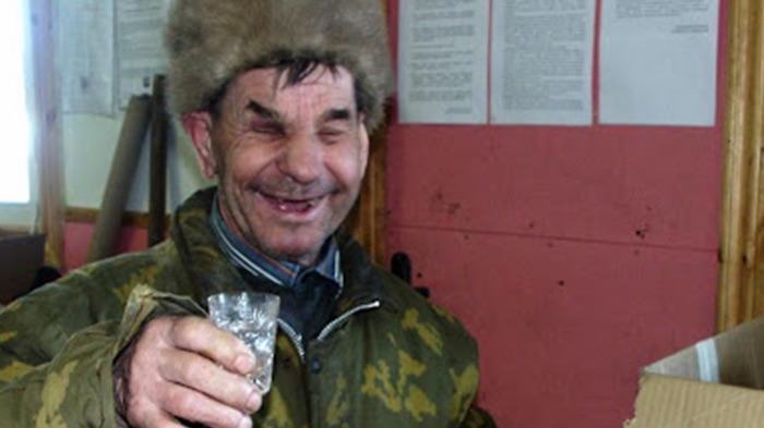 The All-Russian Vodka Constitutional Amendment