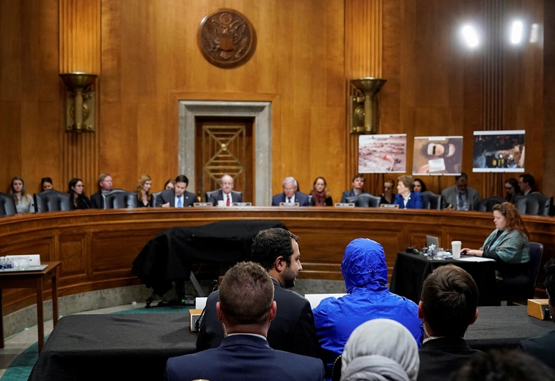Syrian Defector Pleads With US Lawmakers to Stop Assad Terror