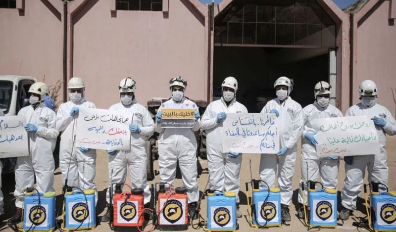 Iranian COVID-19 Outbreak Mirrors the Secretive Outbreak in Syria