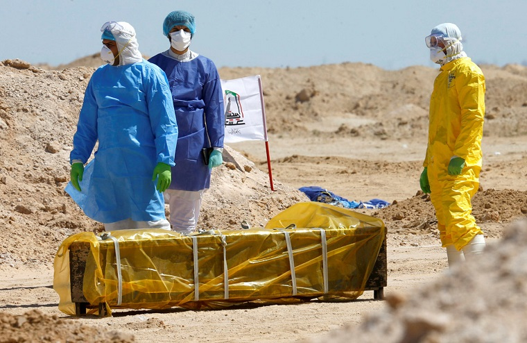 Iraq Has Thousands of Confirmed COVID-19 Cases