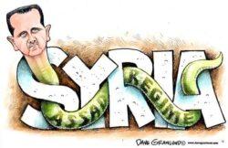 The Head of the Snake is Assad, Not Anwar Ruslan
