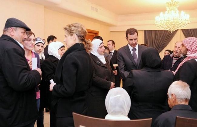 Assad is Turning Syrian Civil War into an Internal Alawite War