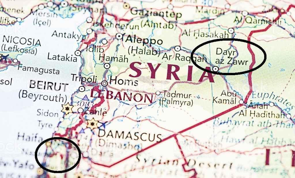 Israeli Strikes Against Iran Help Syrian Civilians
