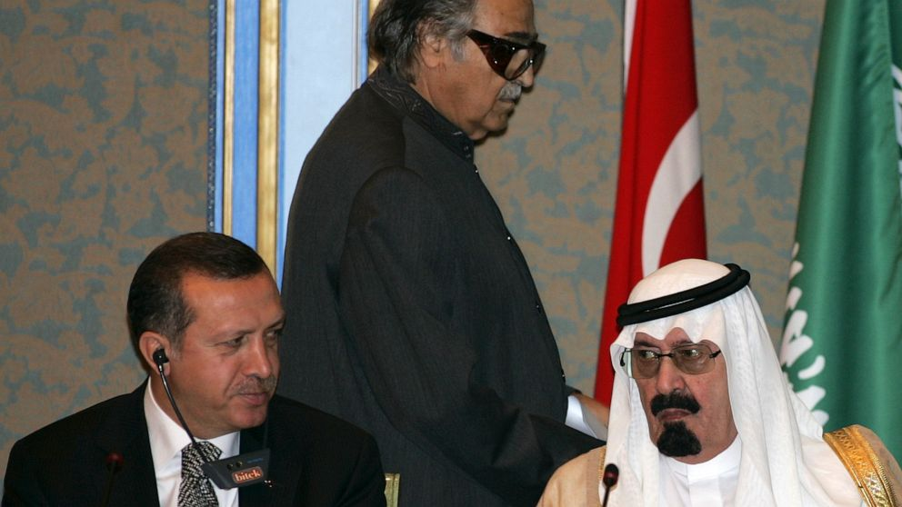 Saudi Billionaire Who Facilitated the Rise of Bin Laden Dies