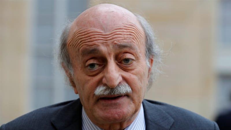 Walid Jumblatt Corruption is Legendary in Arab Circles
