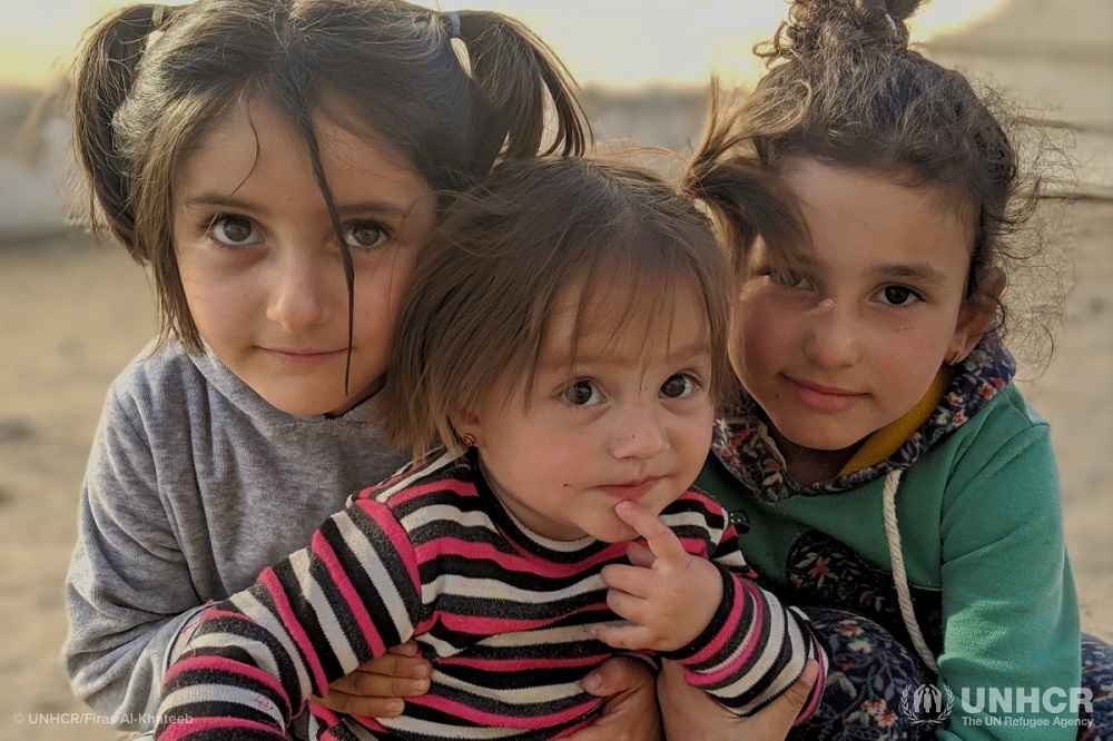 Thanks to Israel Syrian Civilians Are Now Safe