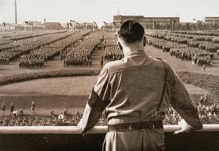 Trump Wields Twitter Like Hitler Wielded the SS