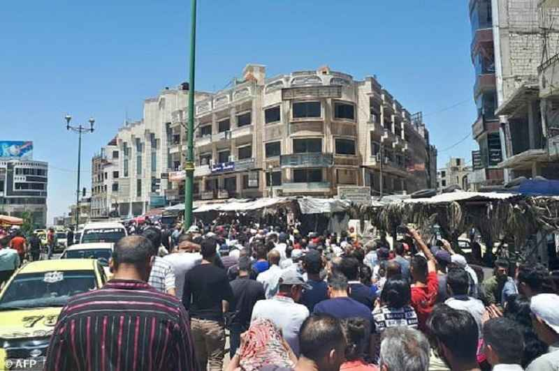 While Assad and Wife Swindle, Syria is Imploding