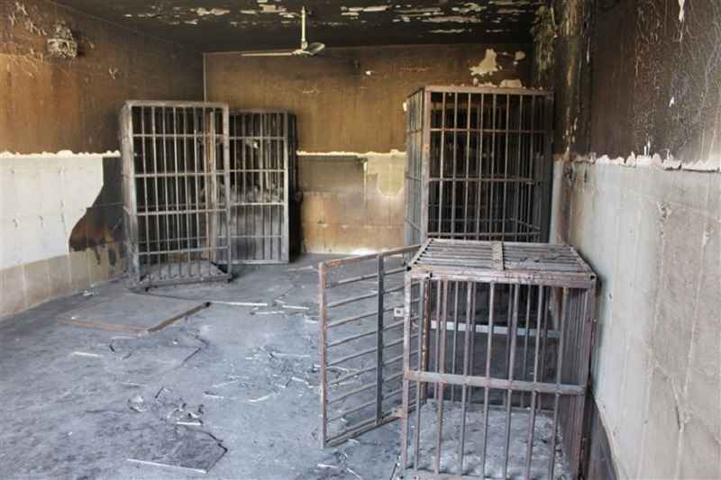 Assad Wiggle Room is No Larger Than His Prison Cells