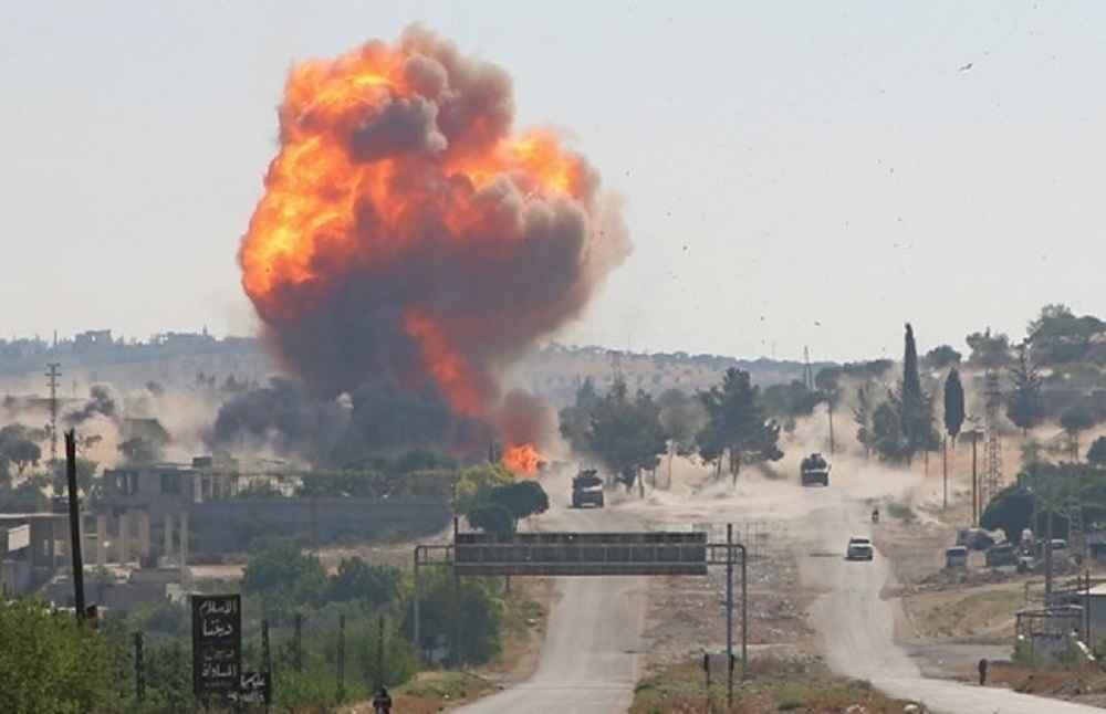 Qaeda Repeats its Iraq Terror Against Russian Troops in Syria