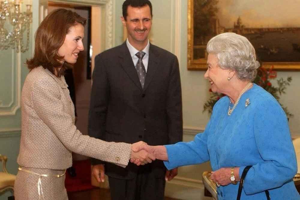 UK Must Treat Asma al-Assad Like it Treats ISIS Wives