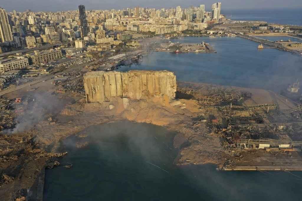 Beirut Blast Exposes Hezbollah Corruption
